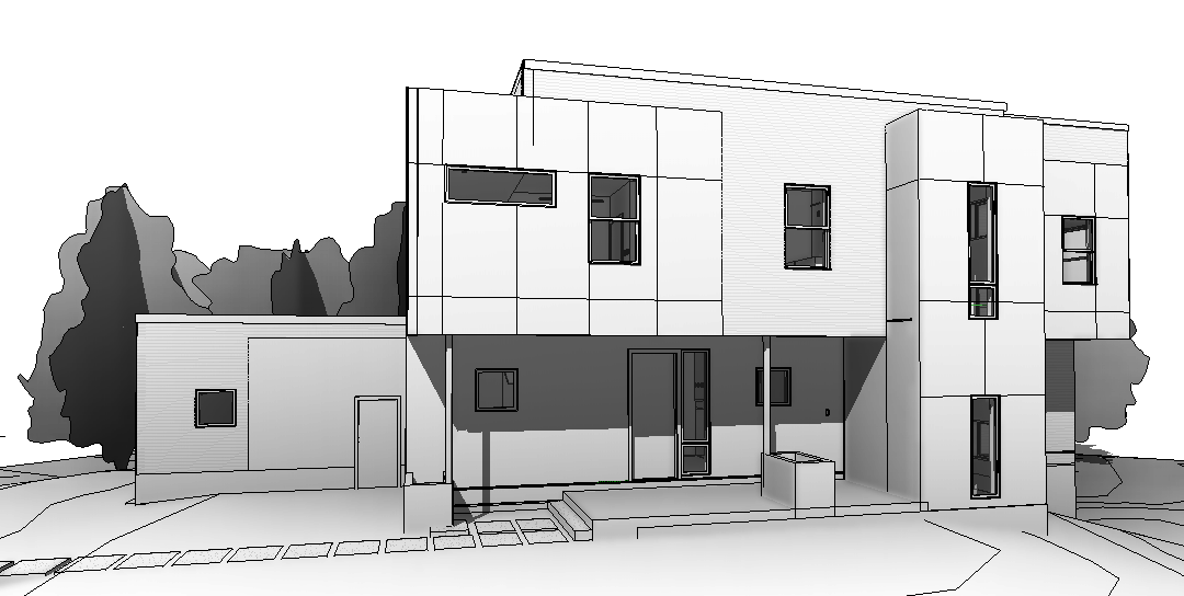 CASE STUDY HOUSE #1.07:  Final Design